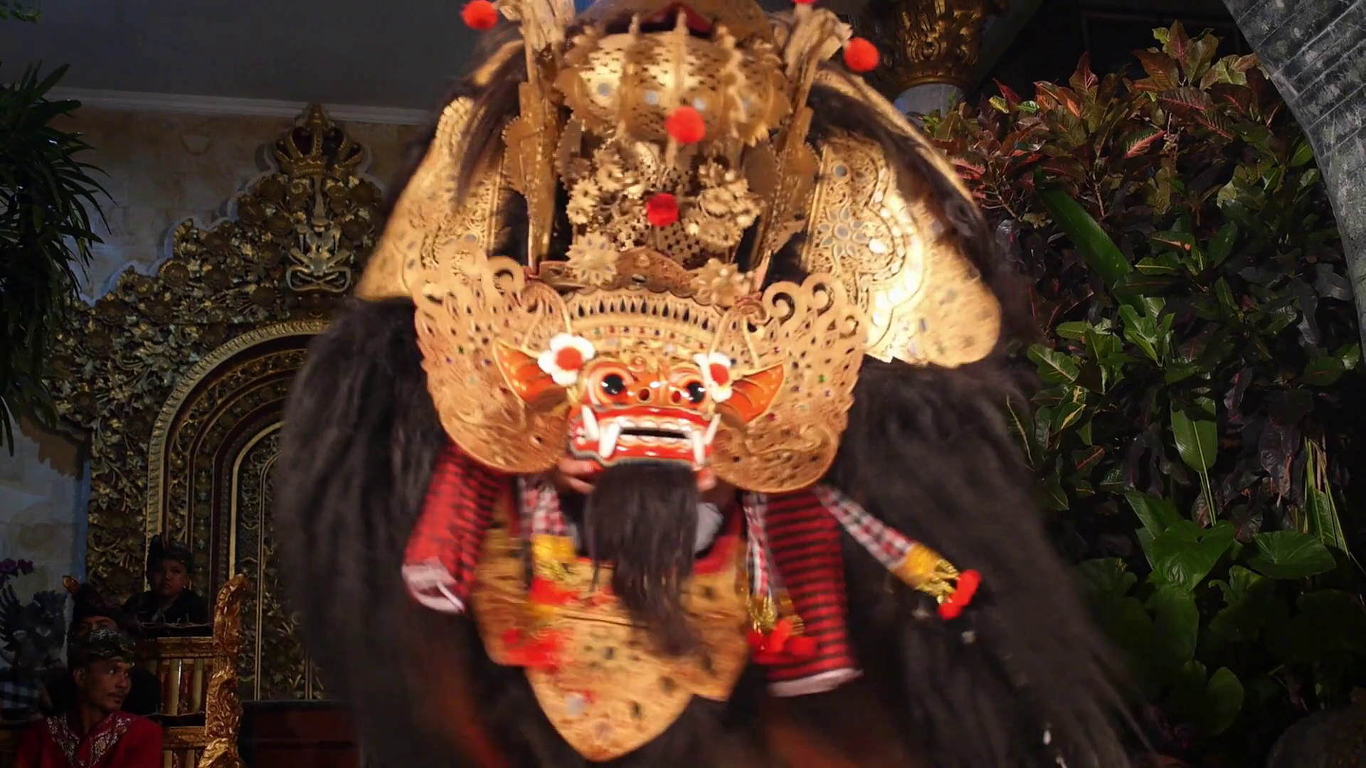 traditional barong dance performance in bali indonesia tradition 500621 hd wallpaper backgrounds download traditional barong dance performance in