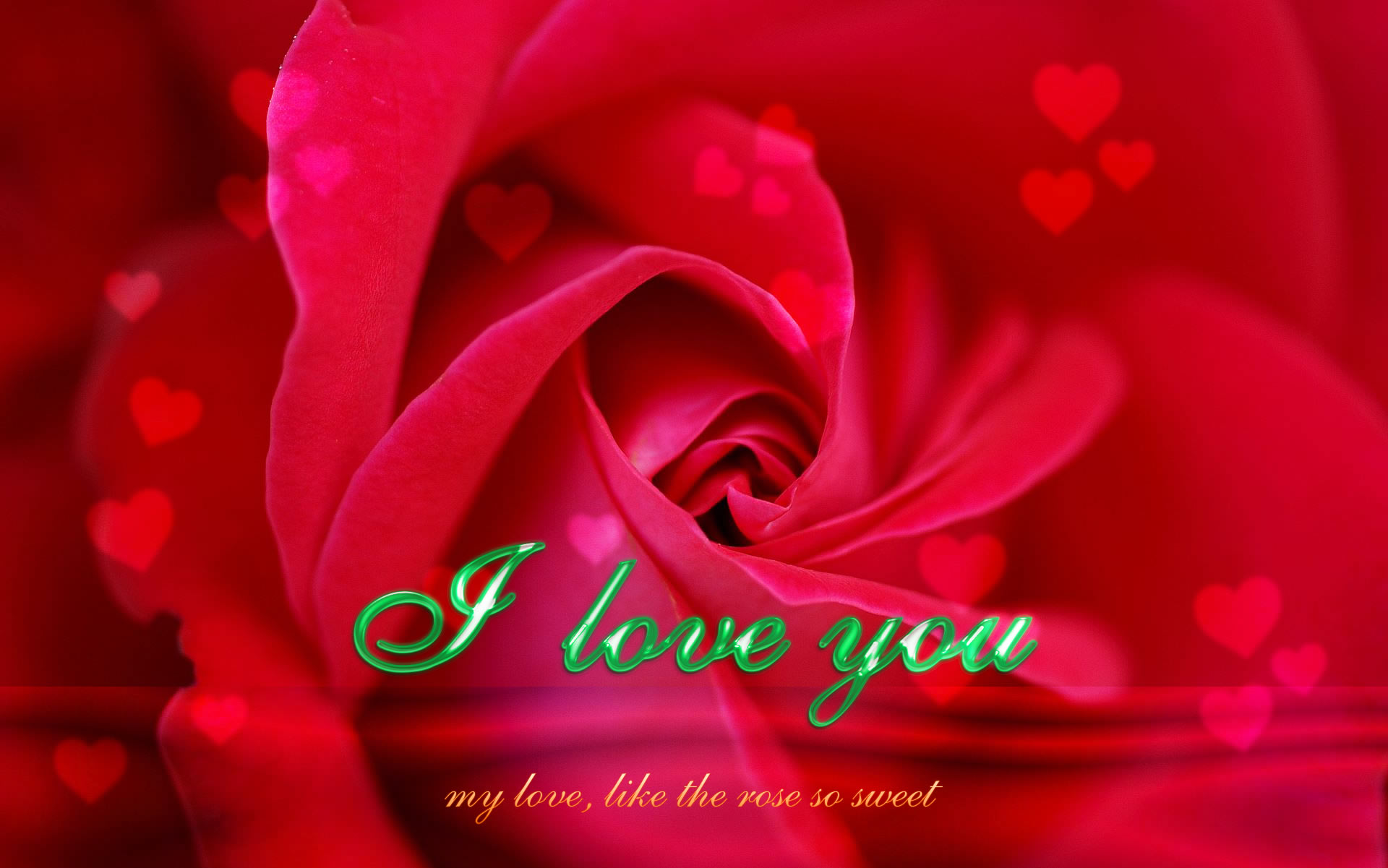 Love U Roses Quotes , HD Wallpaper & Backgrounds