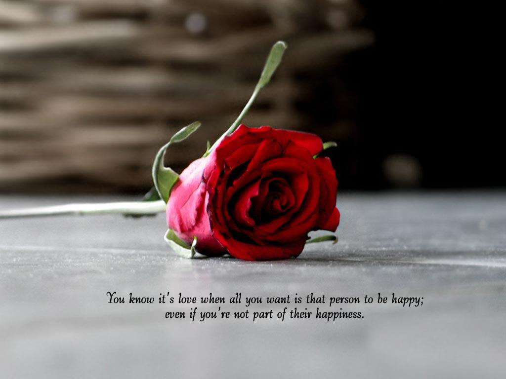 Sad Quotes Very Sad Love With Quotes And , Flowers From Him