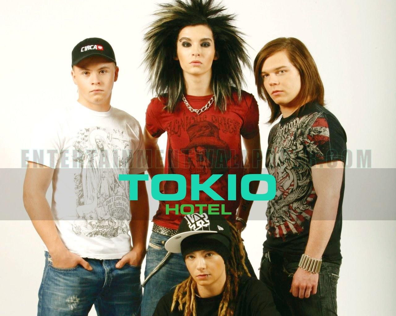 Tokio Hotel Wallpaper Tokio Hotel 502908 Hd Wallpaper Backgrounds Download