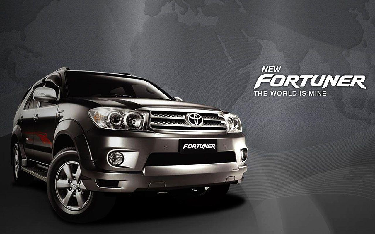 Toyota Fortuner Pictures - Toyota Fortuner Wallpaper Black , HD Wallpaper & Backgrounds