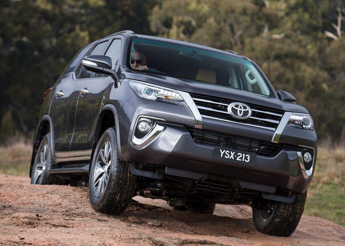 2018 Toyota Fortuner - New 2020 Toyota 4runner , HD Wallpaper & Backgrounds