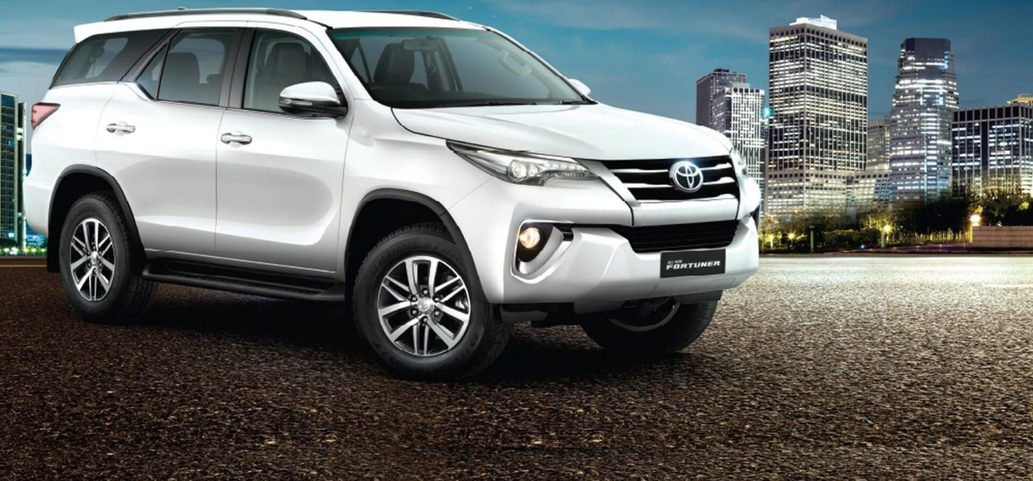 2019 Toyota Fortuner - Toyota Fortuner With Sunroof , HD Wallpaper & Backgrounds