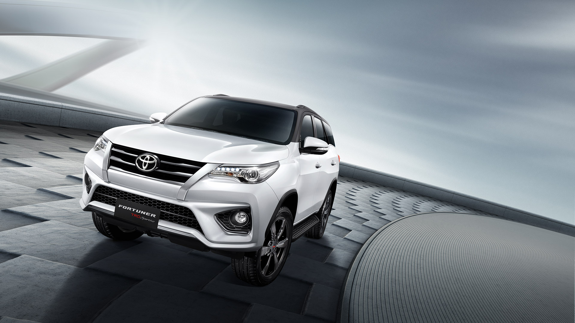 Toyota Fortuner Source - Toyota Fortuner 2020 , HD Wallpaper & Backgrounds