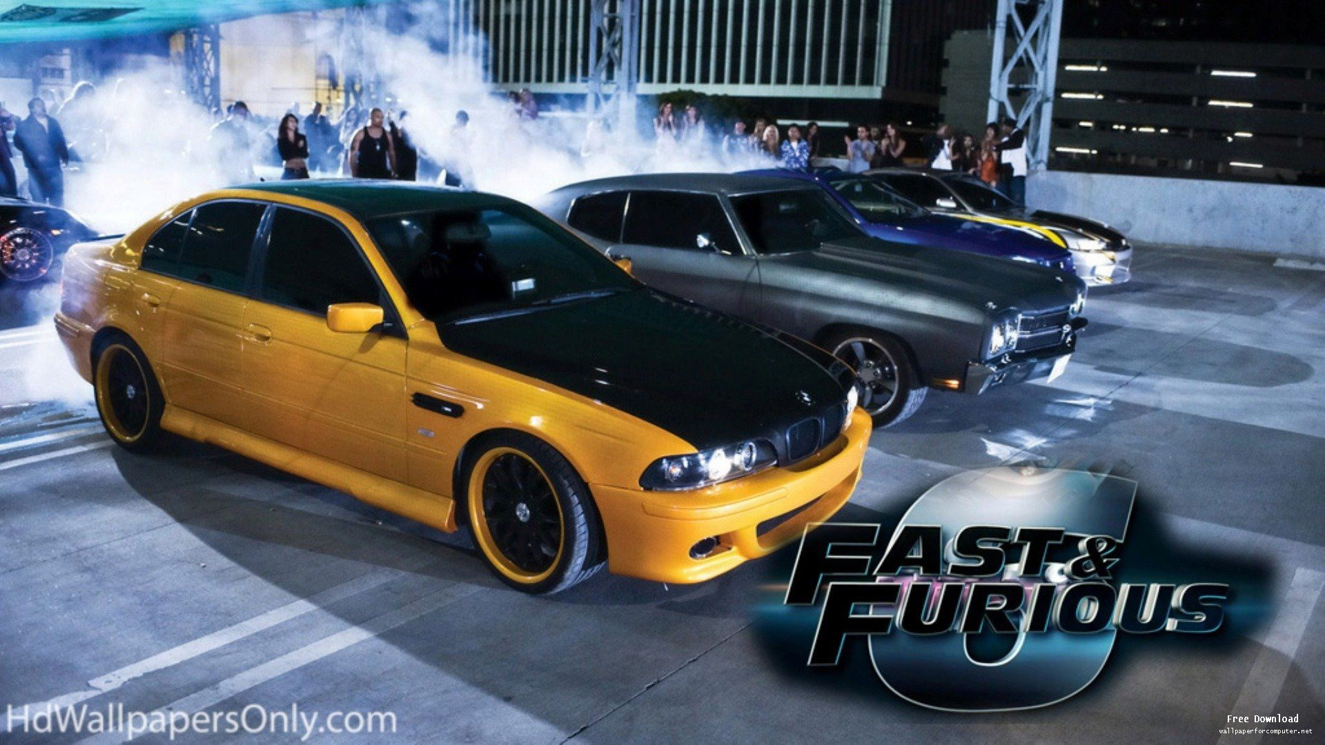 Fast And Furious Cars Wallpapers (#506152) - HD Wallpaper & Backgrounds  Download