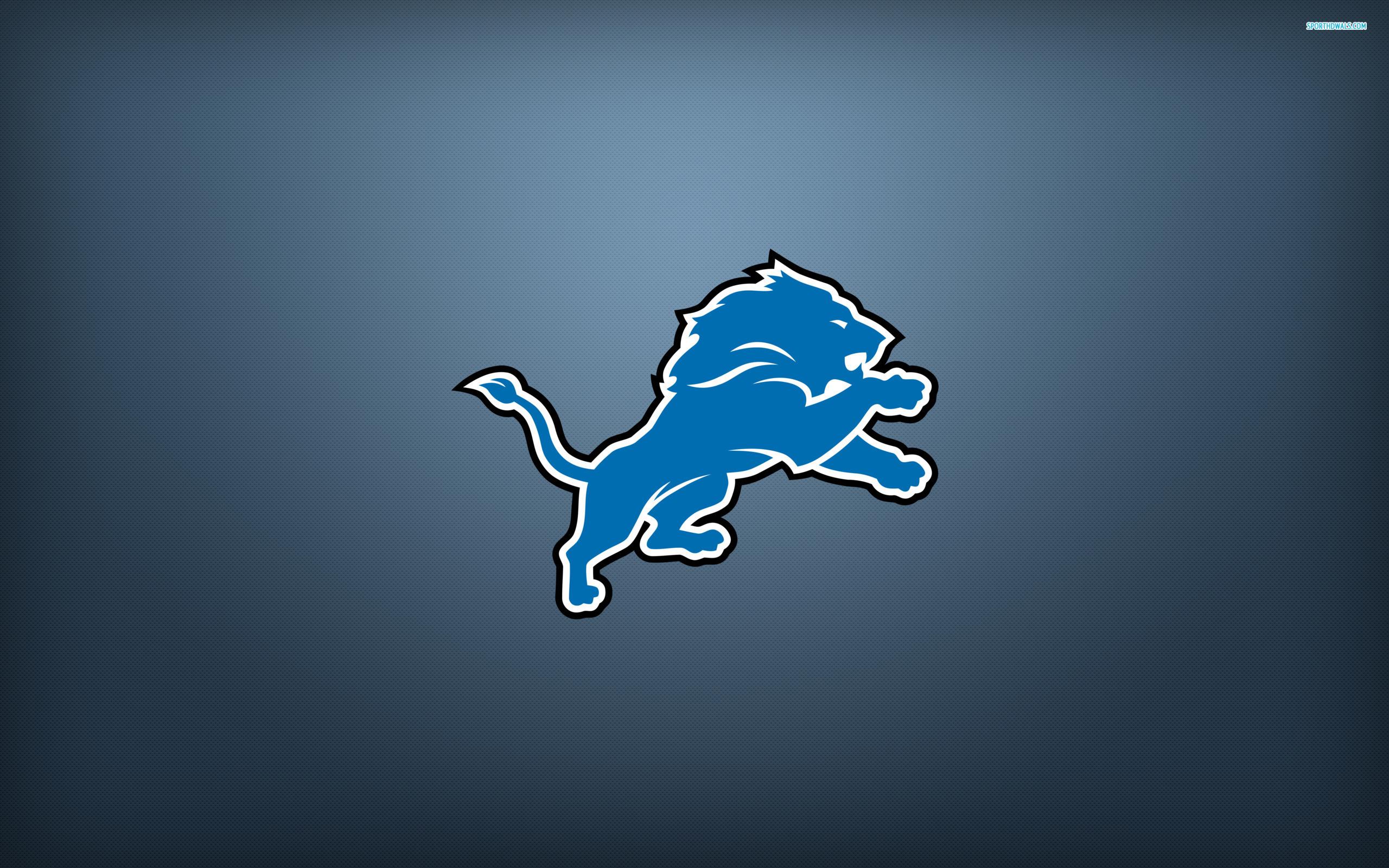 Detroit Lions Wallpaper - Detroit Lions , HD Wallpaper & Backgrounds