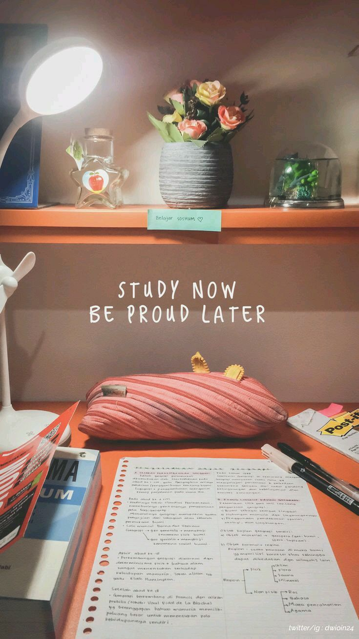 Study - Study Now Be Proud Later , HD Wallpaper & Backgrounds