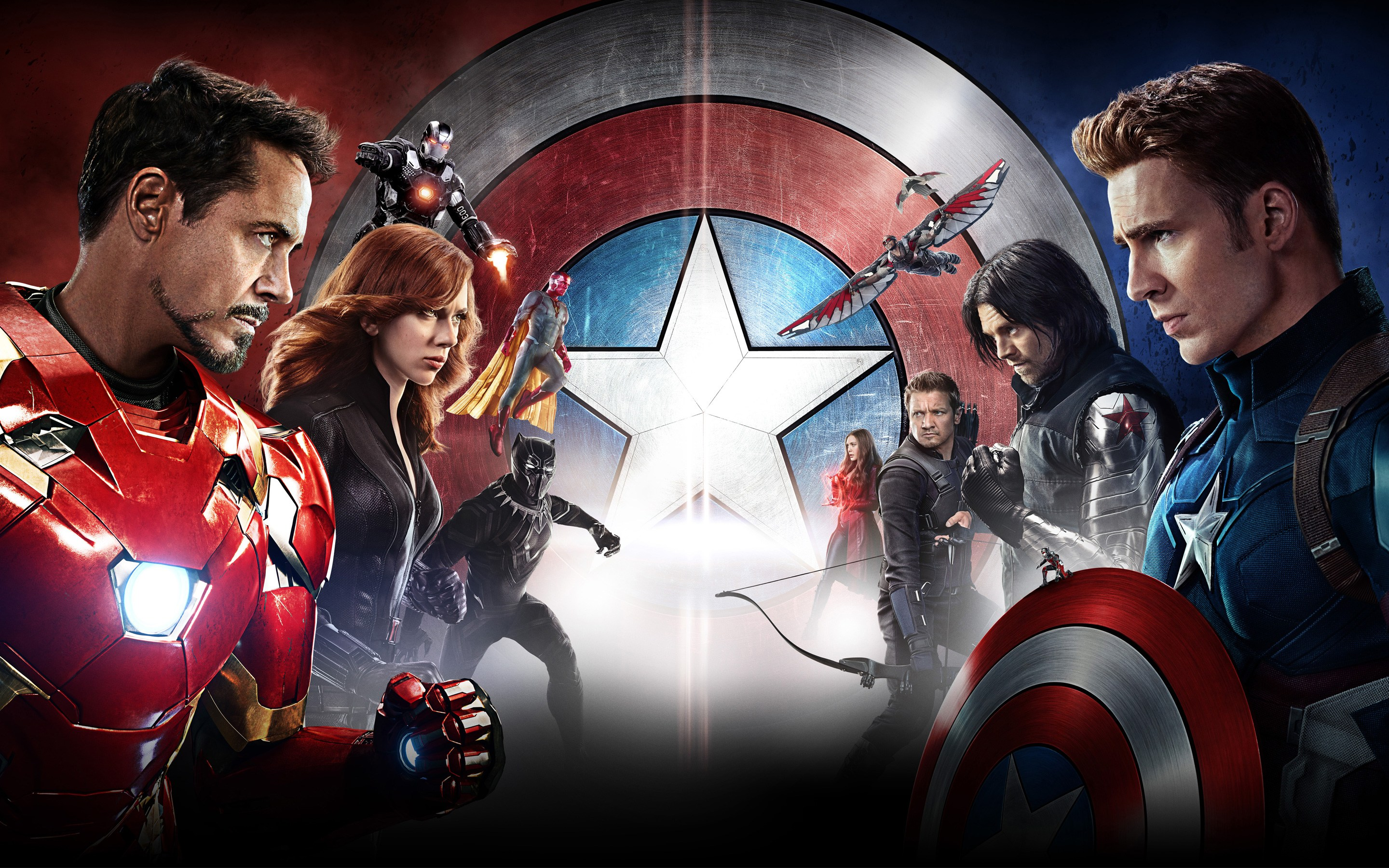 Fondos Capitn Amrica Civil War Marvel Wallpapers Captain