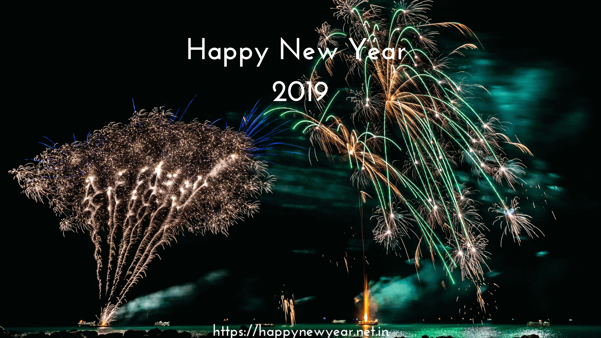 Happy New Year Images 2019 Download Happy New Year - Happy New Year Gifs 2019 , HD Wallpaper & Backgrounds