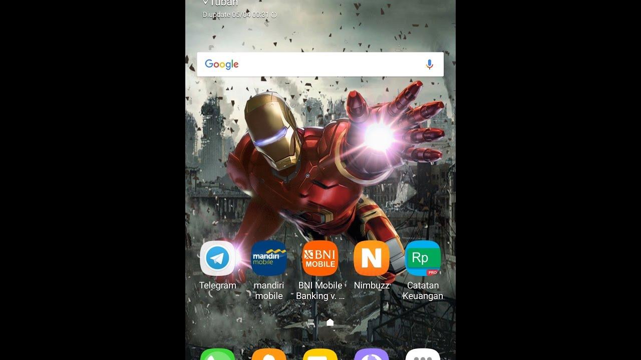 Wallpaper Untuk Hp 3d Bergerak Android HD