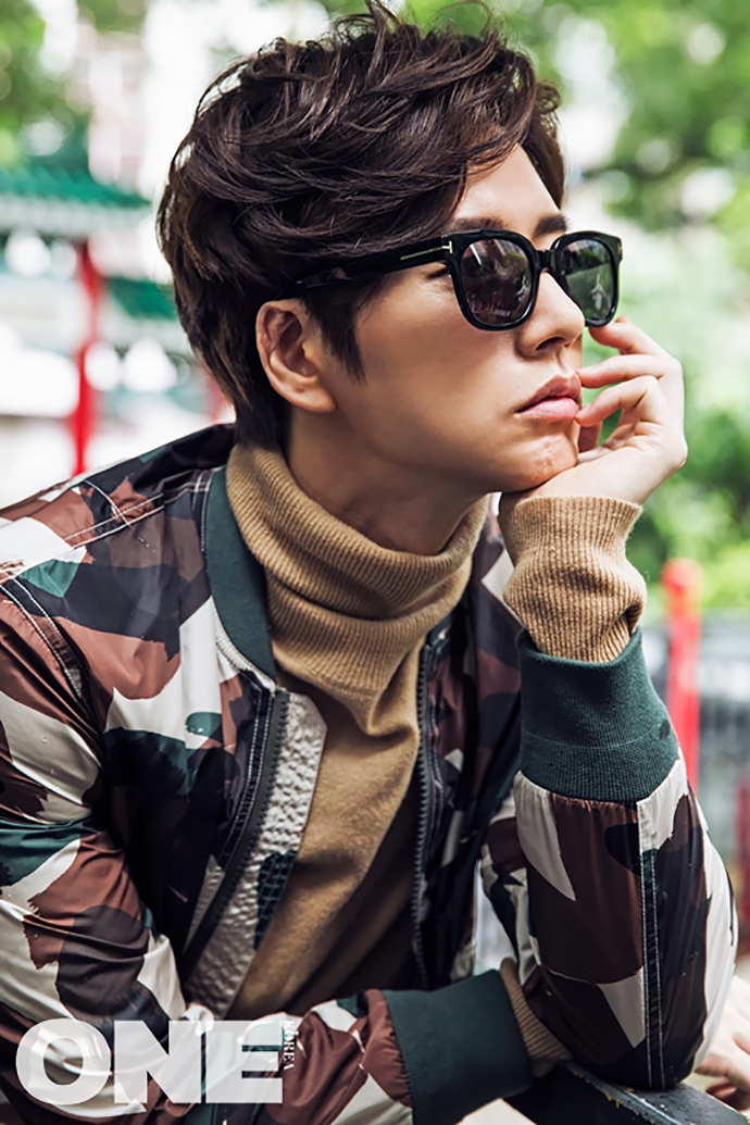 Park Hae Jin Images Park Hae Jin For One Pictorial - Park Hae Jin One , HD Wallpaper & Backgrounds