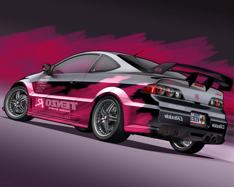 Japanese Sport Cars - Race Car , HD Wallpaper & Backgrounds