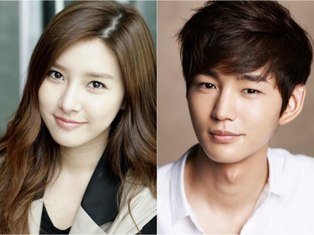 Lee Won Geun And Kim So Eun Cat In Web Drama Pounding - Lee Won Geun And Jin , HD Wallpaper & Backgrounds