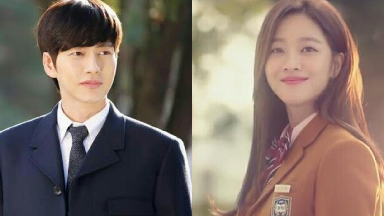 Park Hae Jin And Jo Bo Ah (my Strange Hero) Both Have - Park Hae Jin Drama , HD Wallpaper & Backgrounds