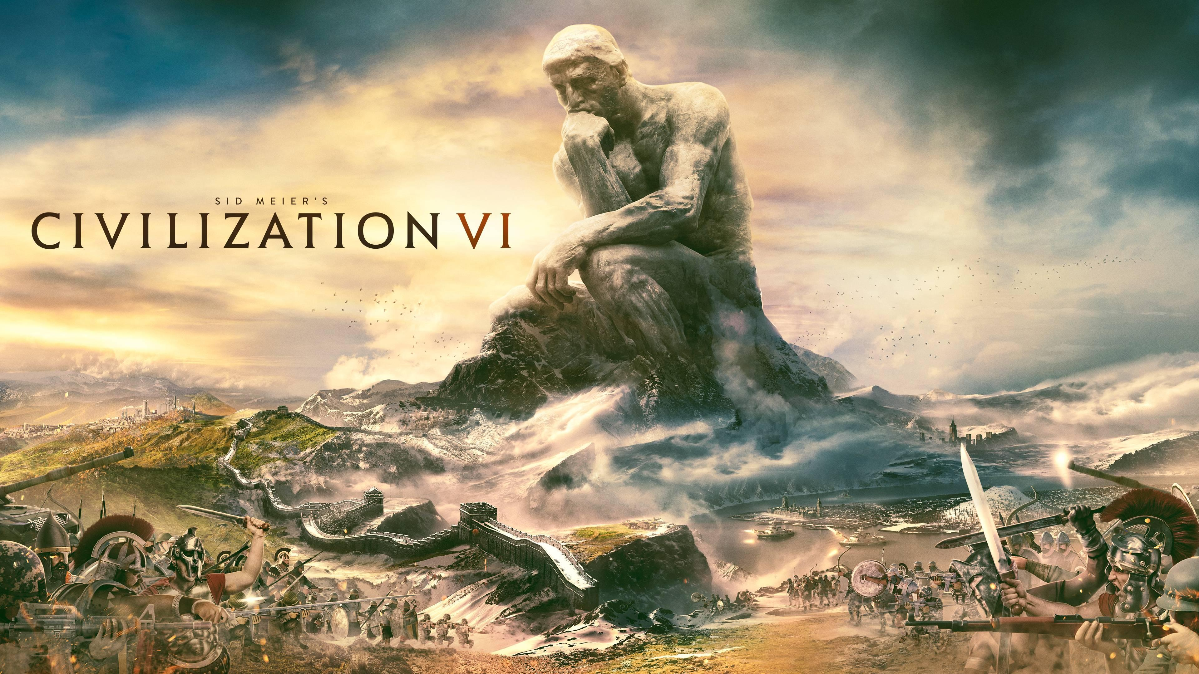Ultra Wide Wallpaper Sid Meiers Civilization 6 516224
