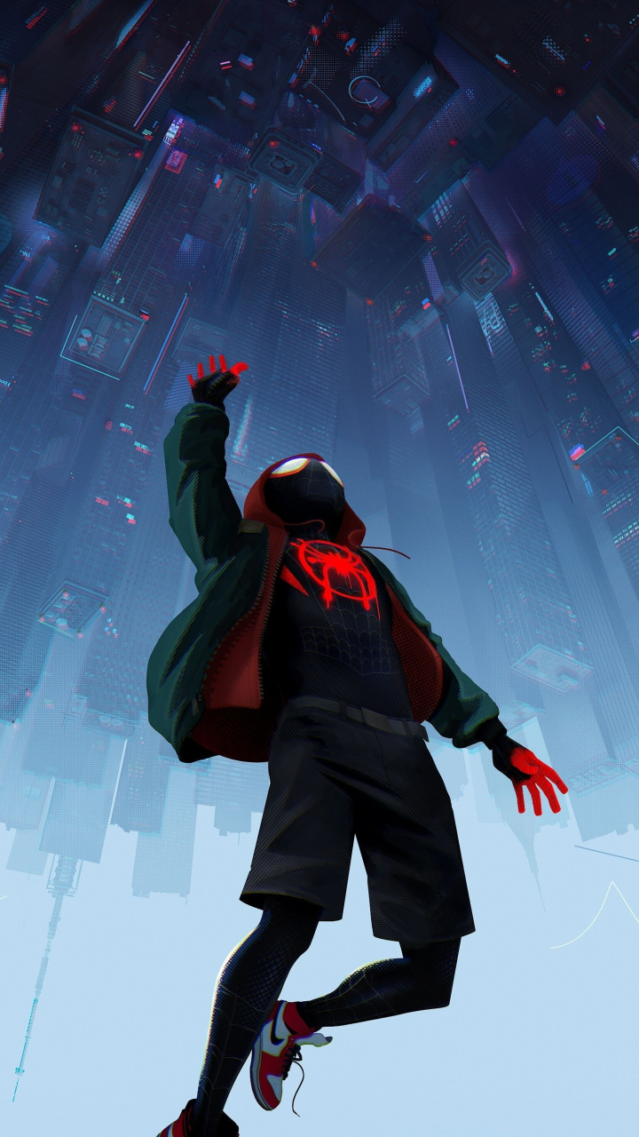 Spider Man Into The Spider Verse 518463 Hd Wallpaper
