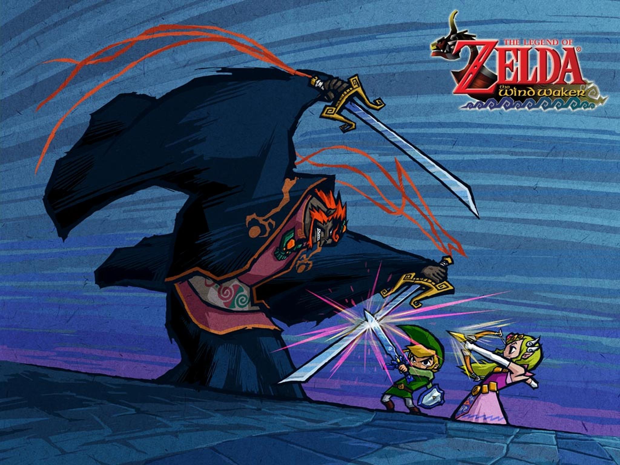The Legend Of Zelda Legend Of Zelda Wind Waker Hd 518920