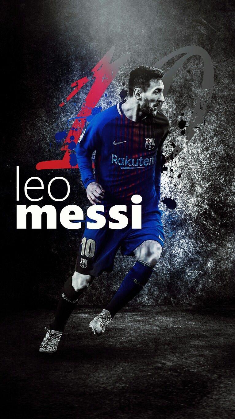 Messi Lockscreen Wallpaper God Of Football, Football - Lionel Messi , HD Wallpaper & Backgrounds