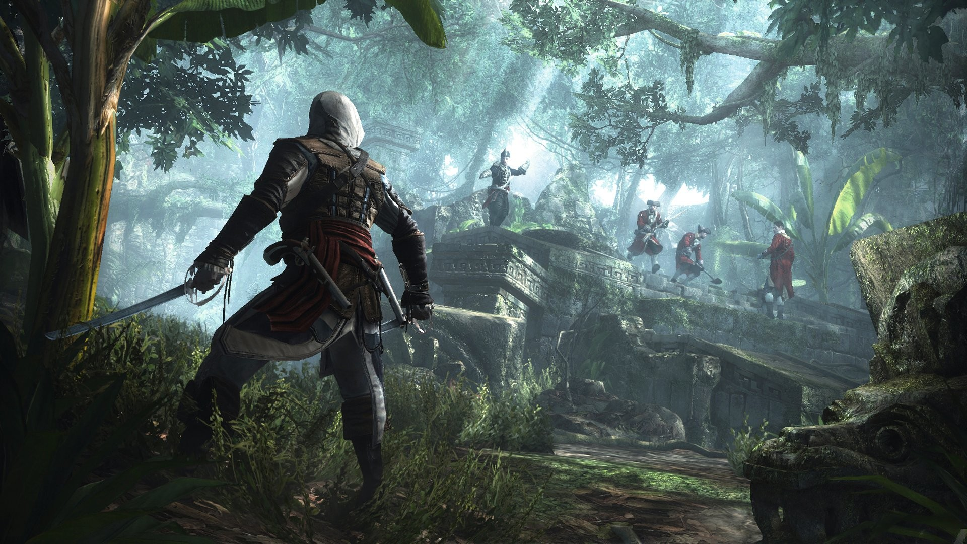 Assassin S Creed Black Flag Wallpaper By Rzra Assassin S Creed