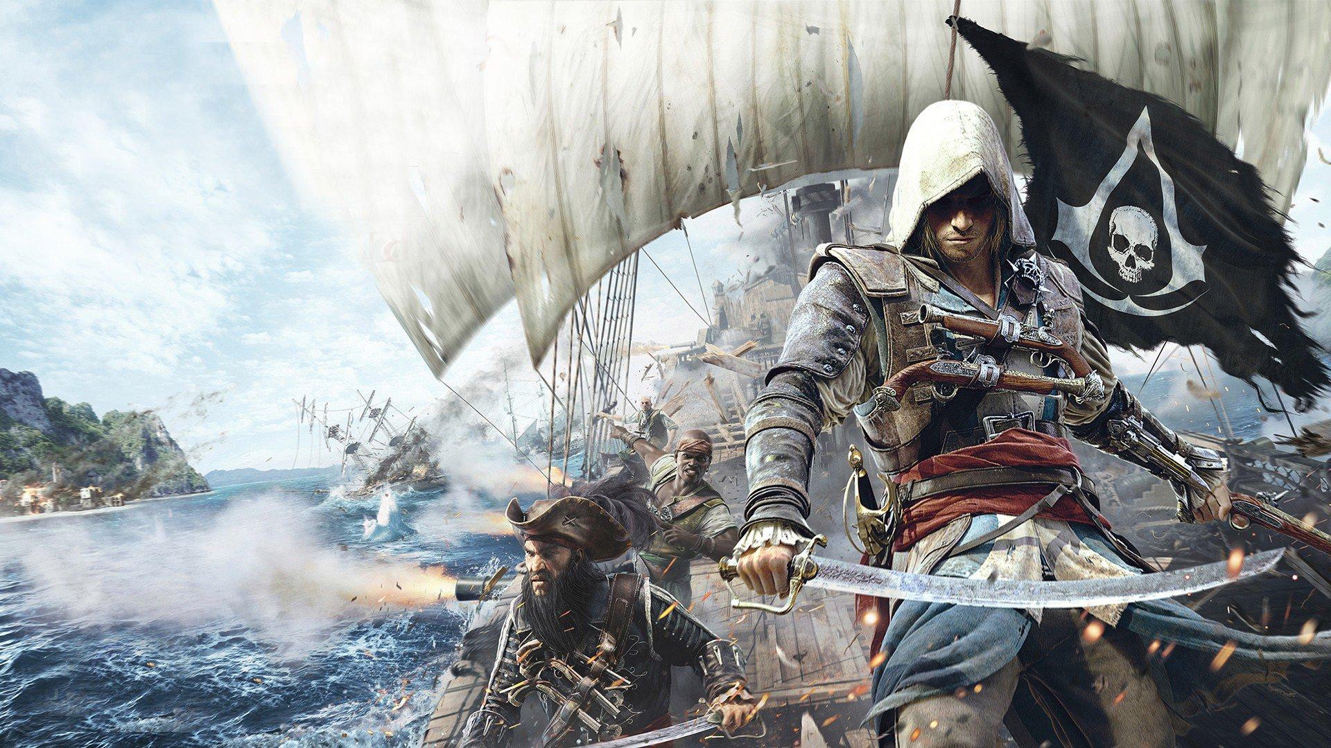 Assassins Creed 4 Black Flag Assasins Creed Wallpaper Hd