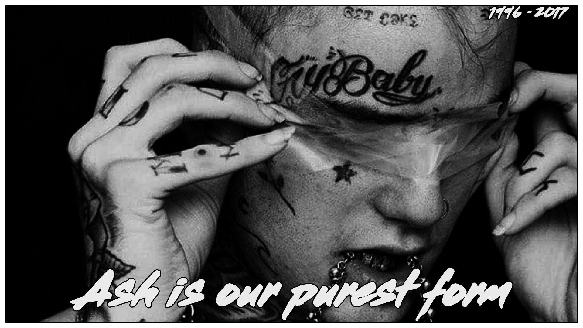 Lil Peep Wallpaper Ash Is Our Purest Form Lil Peep