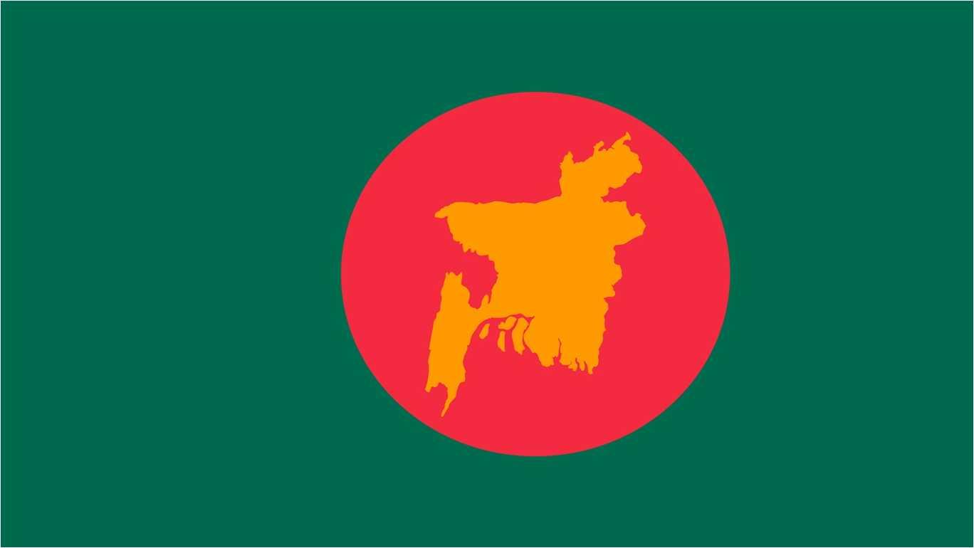 Bangladesh Flag Wallpaper Circle 519983 Hd Wallpaper