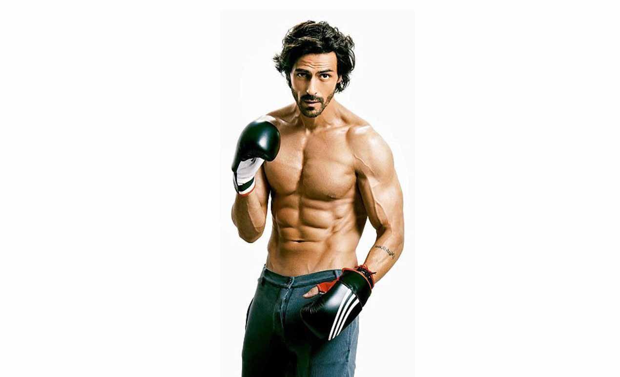 Arjun Rampal Six Pack Body Images - Six Pack Body Hd , HD Wallpaper & Backgrounds