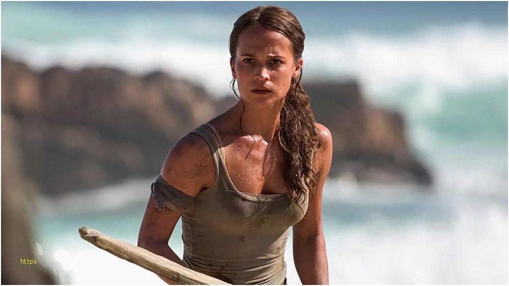 Nude Live Wallpapers Beautiful Tomb Raider International - Alicia Vikander Tomb Raider , HD Wallpaper & Backgrounds