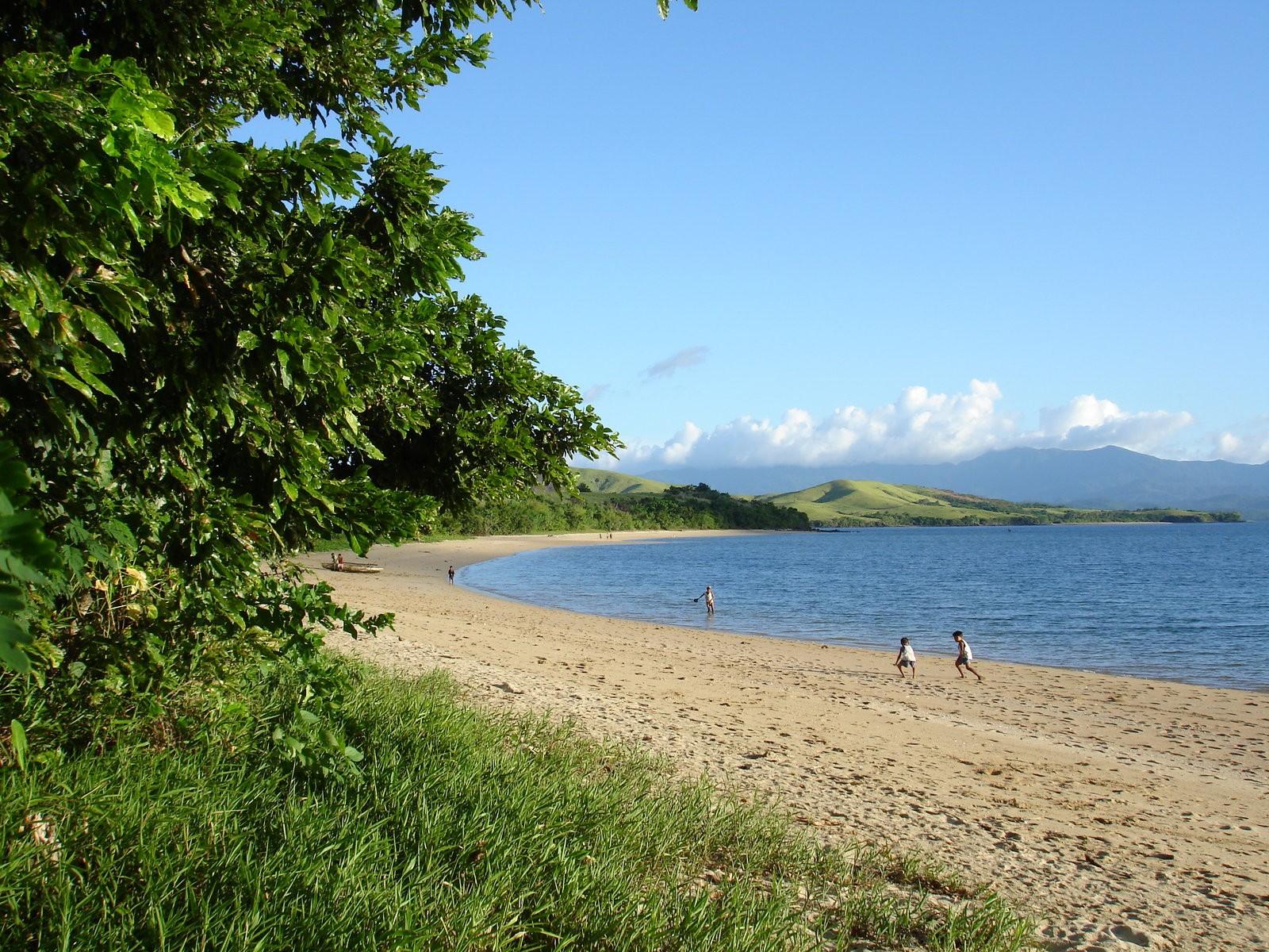 Island Beach Tropical Live Wallpaper - Beach Ridge , HD Wallpaper & Backgrounds