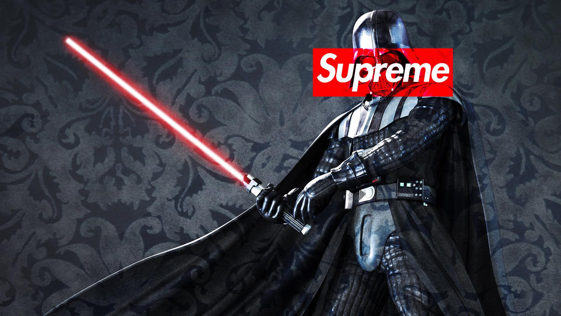 Supreme Supreme Wallpaper - Star Wars Battlefront Wallpaper Darth Vader , HD Wallpaper & Backgrounds