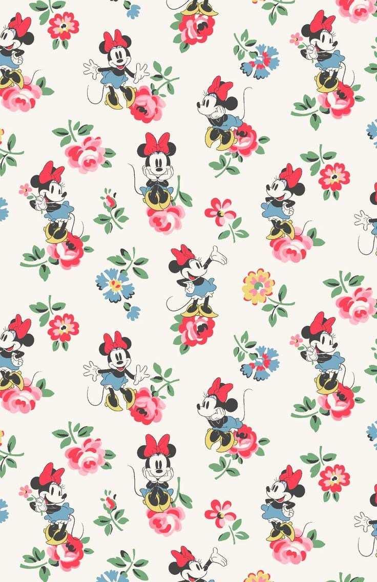 17 Melhores Imagens Sobre Papel De Parede Para Celular - Iphone De Minnie Mouse , HD Wallpaper & Backgrounds