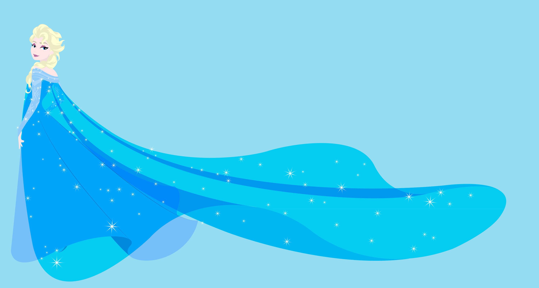 Frozen Elsa And Anna Digital Fan Art Wallpapers Frozen