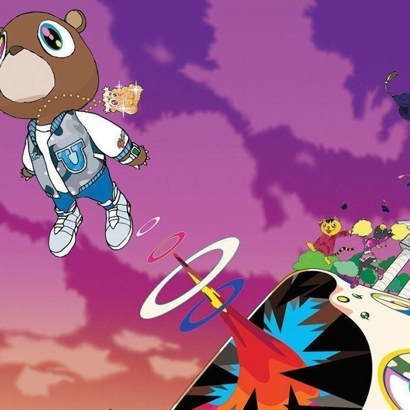 10 Most Popular Graduation Kanye West Wallpaper Full