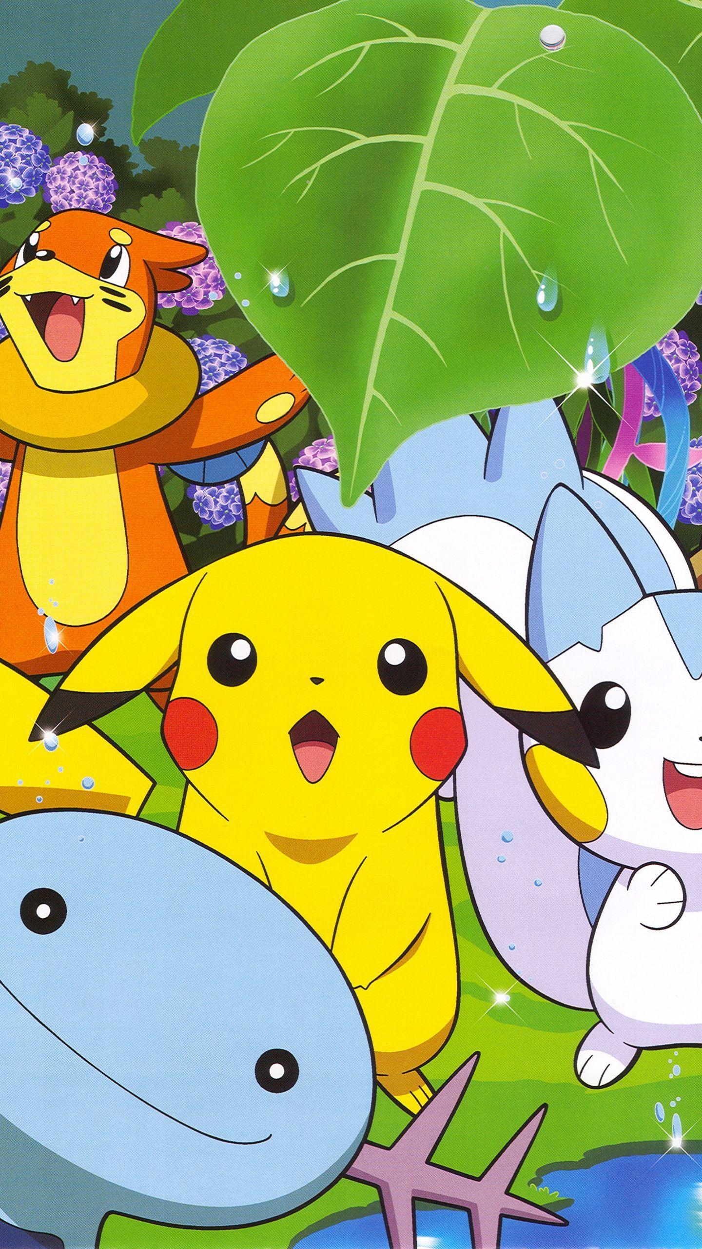 Fondos De Pantalla De Pokemon Para Android E Iphone, - Fondos De Pantalla Pokemon , HD Wallpaper & Backgrounds