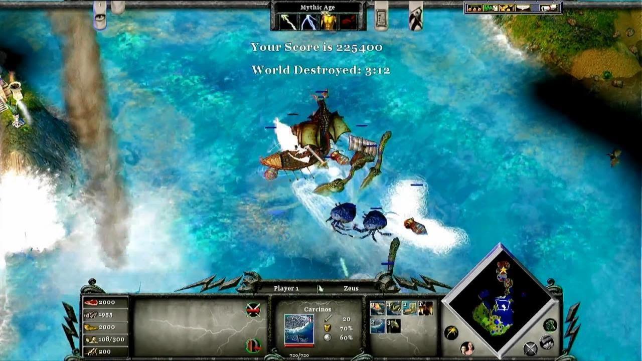 Age Of Mythology Golden Edition Full Game - Age Of Mythology ...