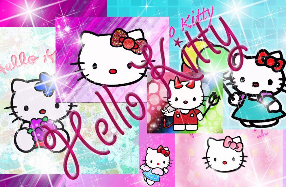 Download Wallpaper Hello Kitty Princess 541298 Hd