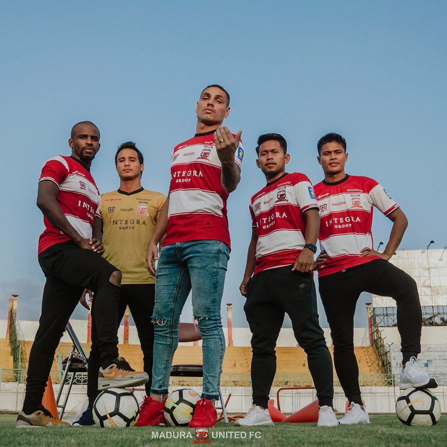 2019 Madura United Fc HD Wallpaper