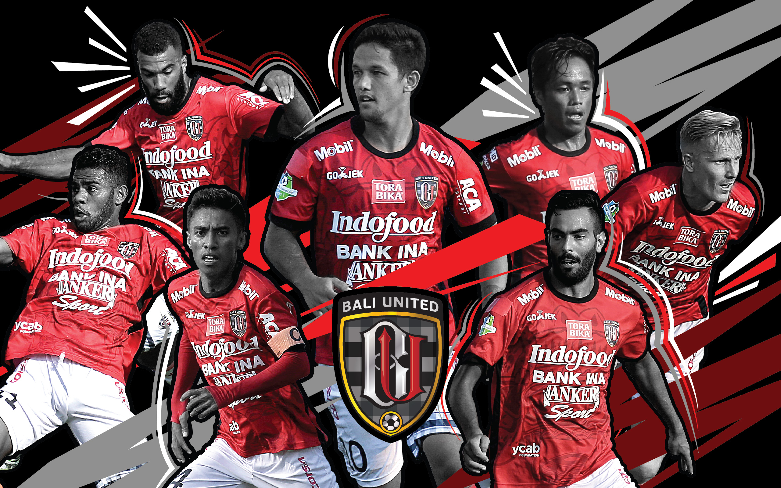 14 June Bali United 2017 HD Wallpaper