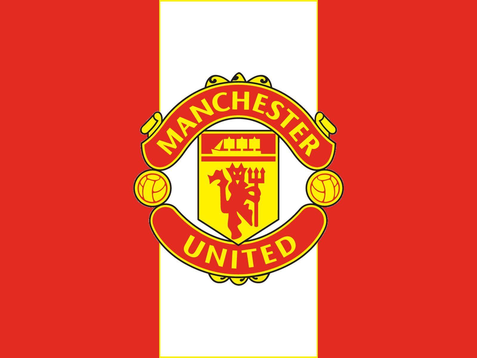 Wallpaper Klub Sepak Bola Manchester United Logo 2019 541827 Hd Wallpaper Backgrounds Download
