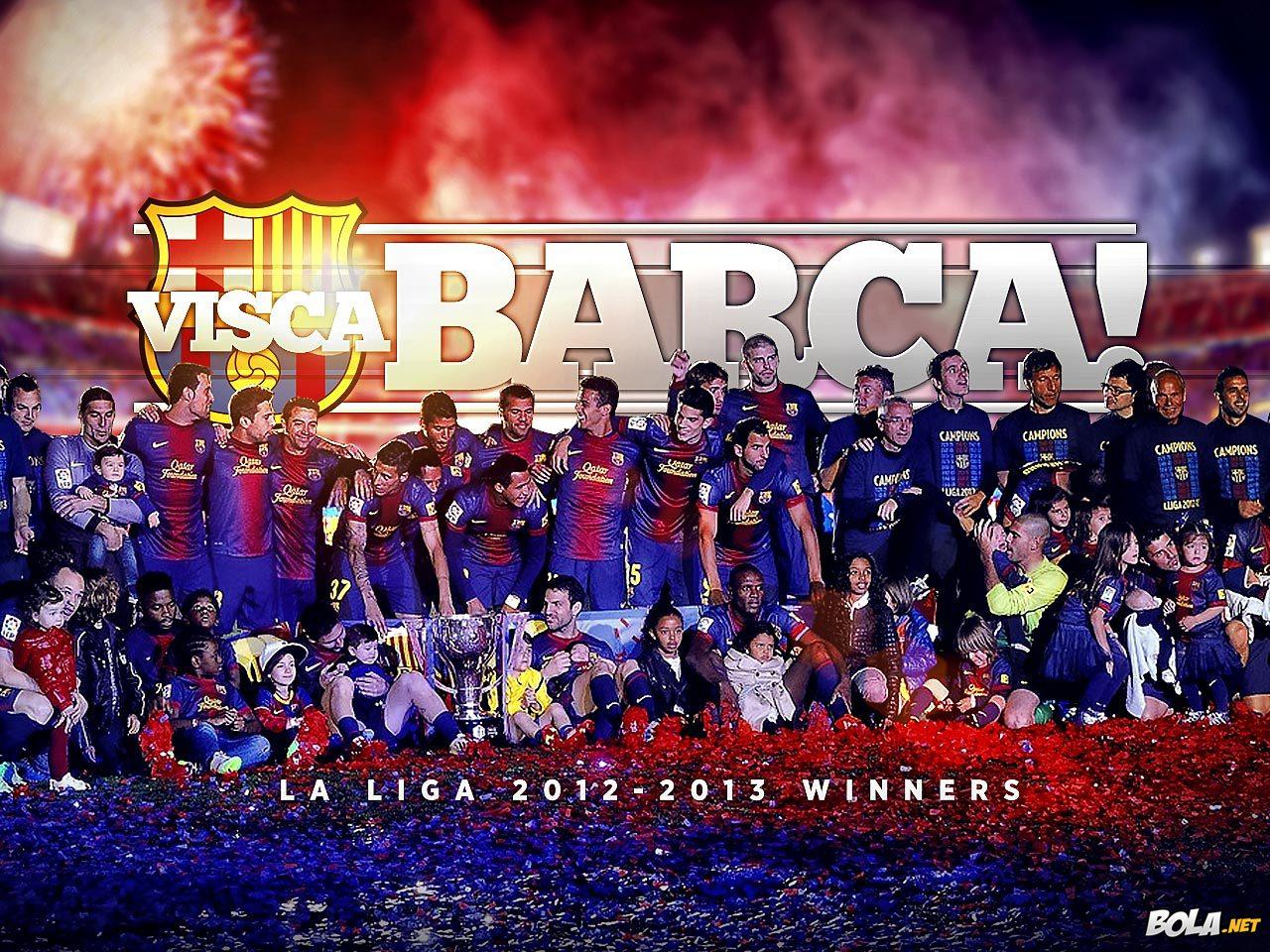 Wallpaper Barcelona Keren Poster HD Wallpaper