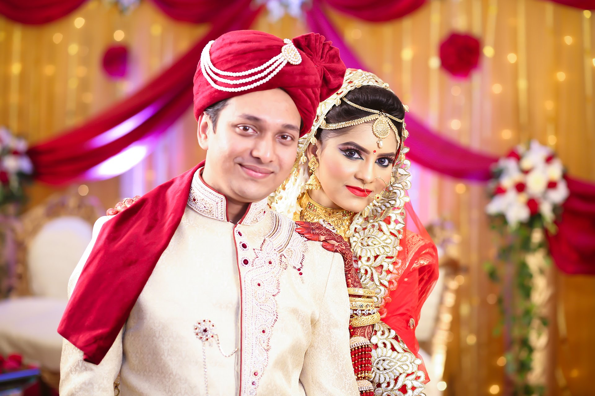 Top Most Beautiful Muslim Couples Islamic Wedding Pictures Muslim Marriage Couple 542103 Hd Wallpaper Backgrounds Download