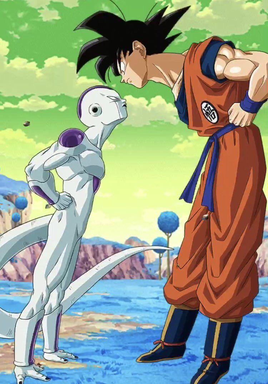 Goku And Frieza Dragon Ball Z Dokkan Battle Wallpaper Goku S