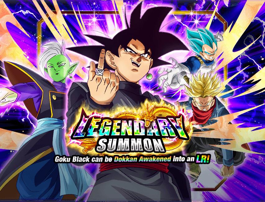 Dragon Ball Dokkan Battle Banner Elegant Rare Summon