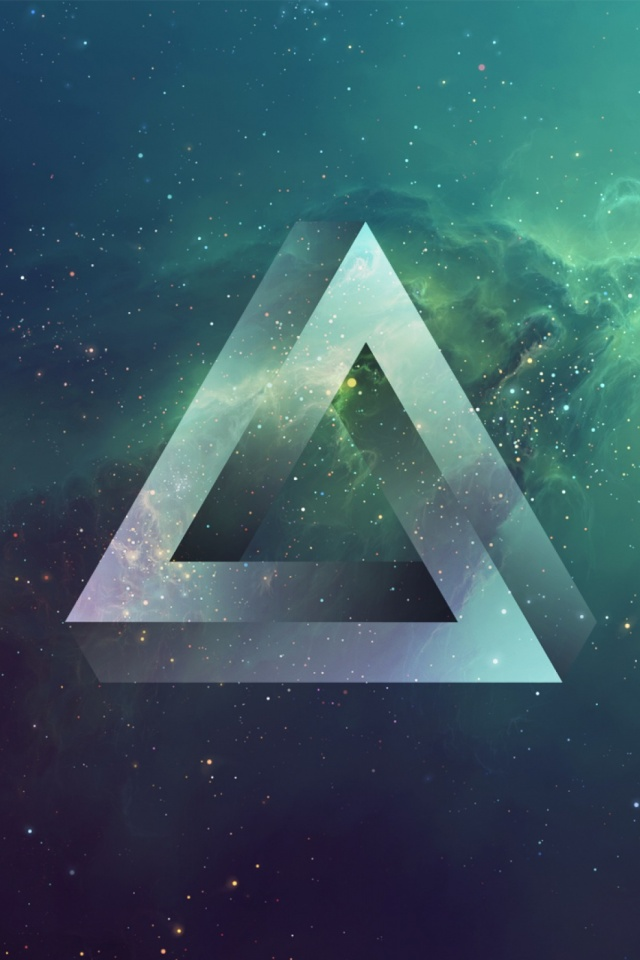 Download Now - Triangle , HD Wallpaper & Backgrounds
