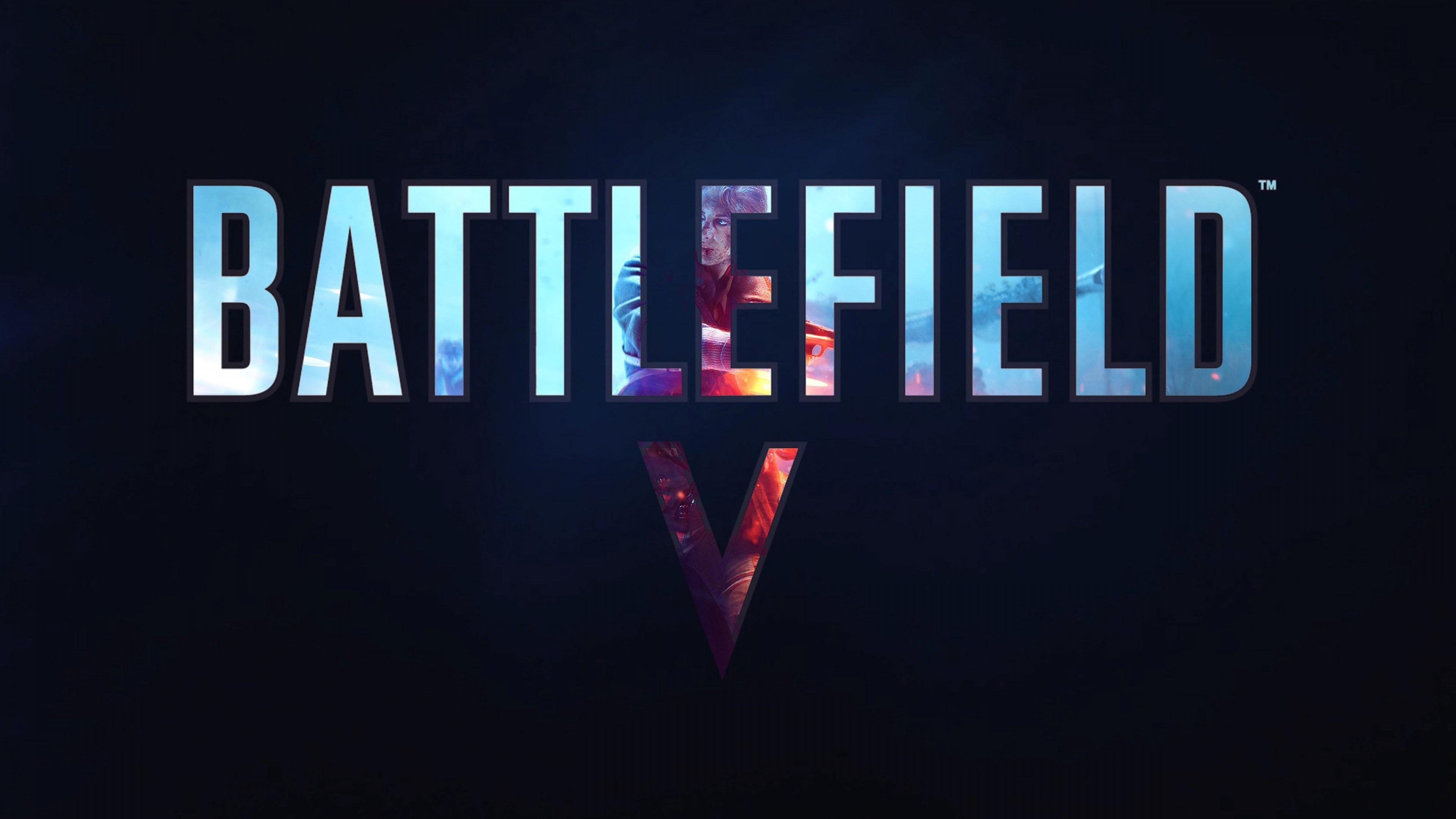 Battlefield V Poster - Battlefield 5 Wallpaper 4k , HD Wallpaper & Backgrounds