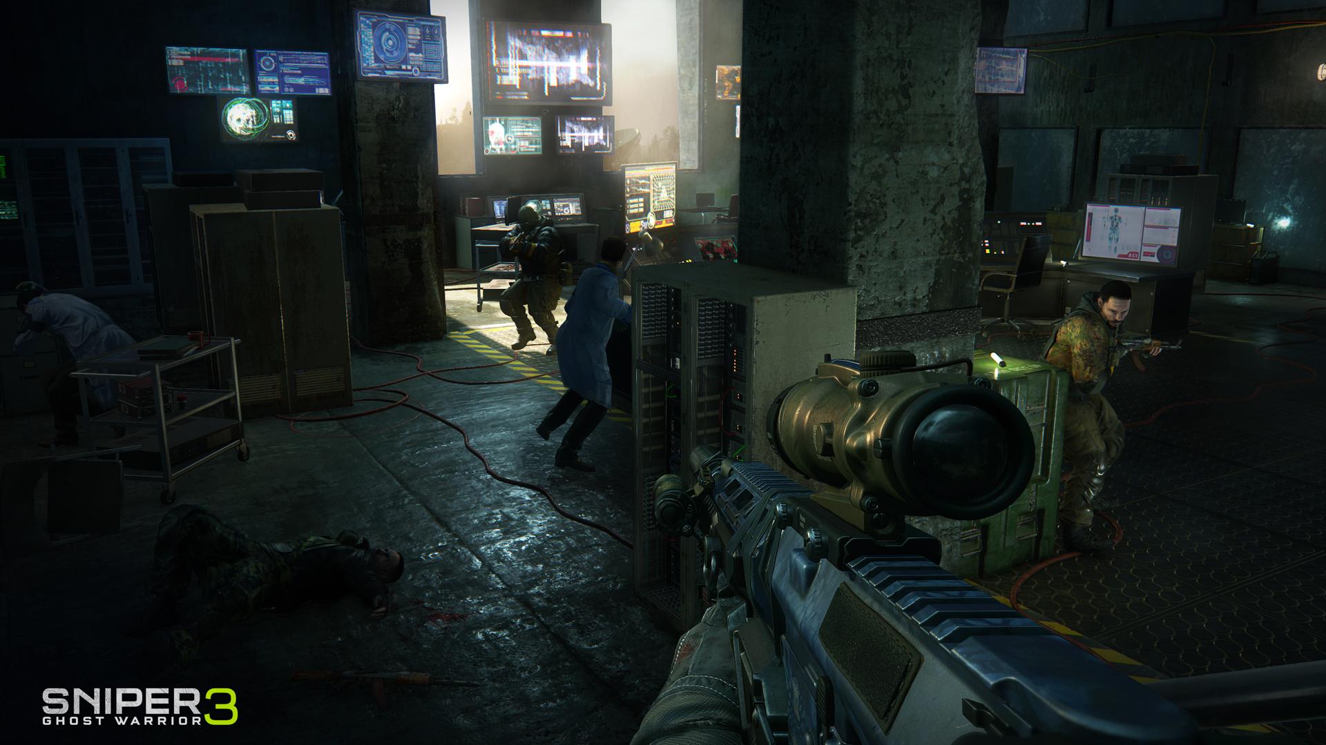 Sniper Ghost Warrior 3 , HD Wallpaper & Backgrounds