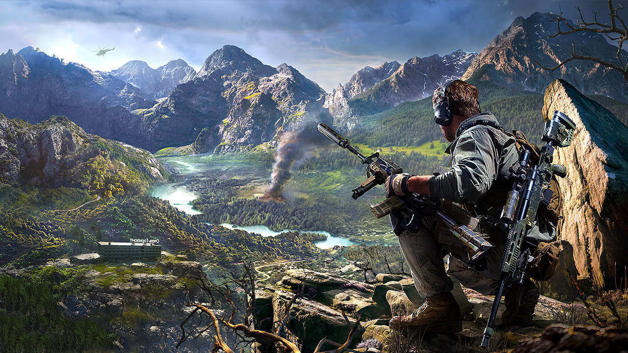 Wallpaper Sniper Ghost Warrior 3 Shooter Best Games Morskie Oko