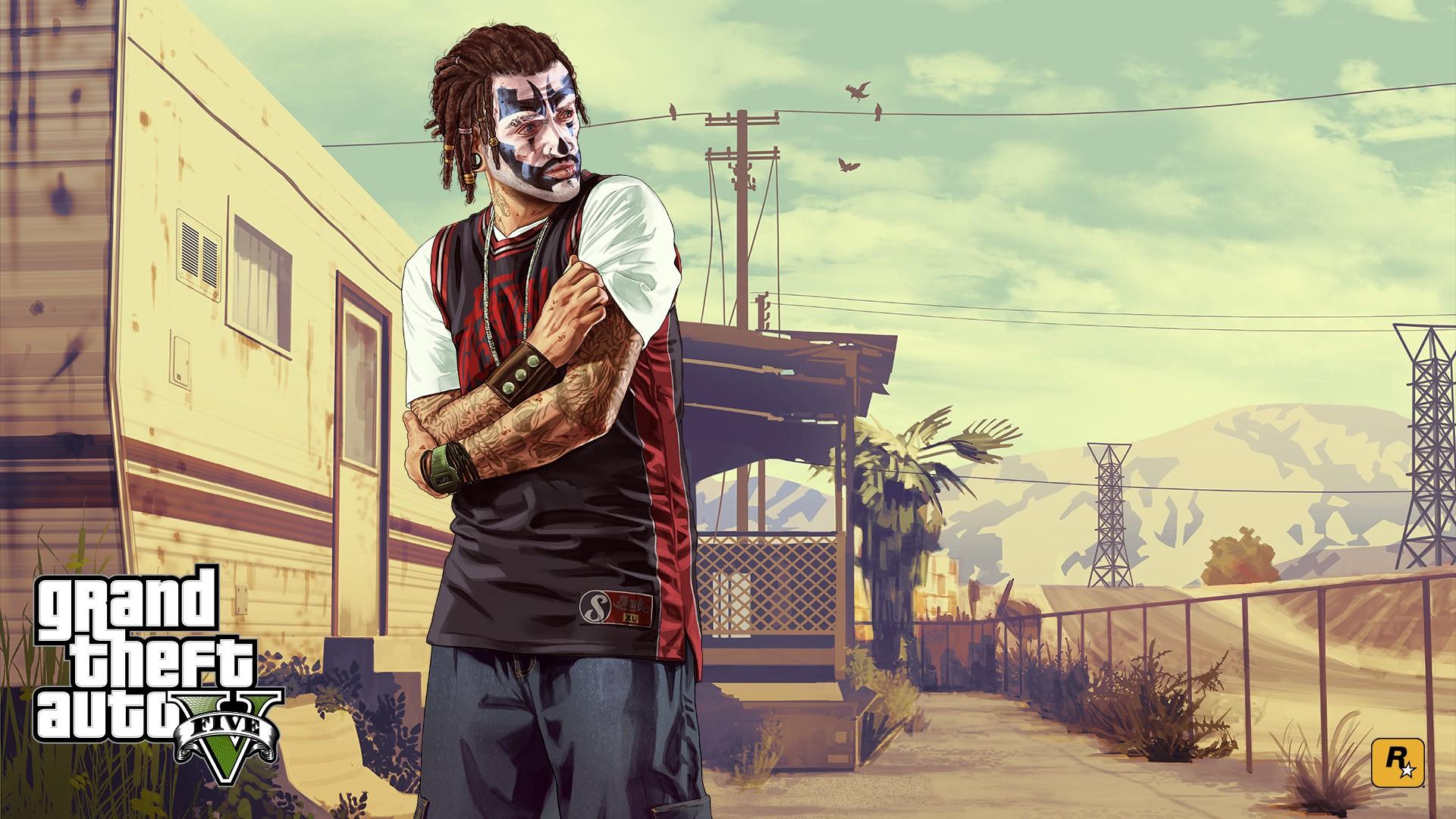 Game Download Wallpaper Wade Hebert Grand Theft Auto Gta