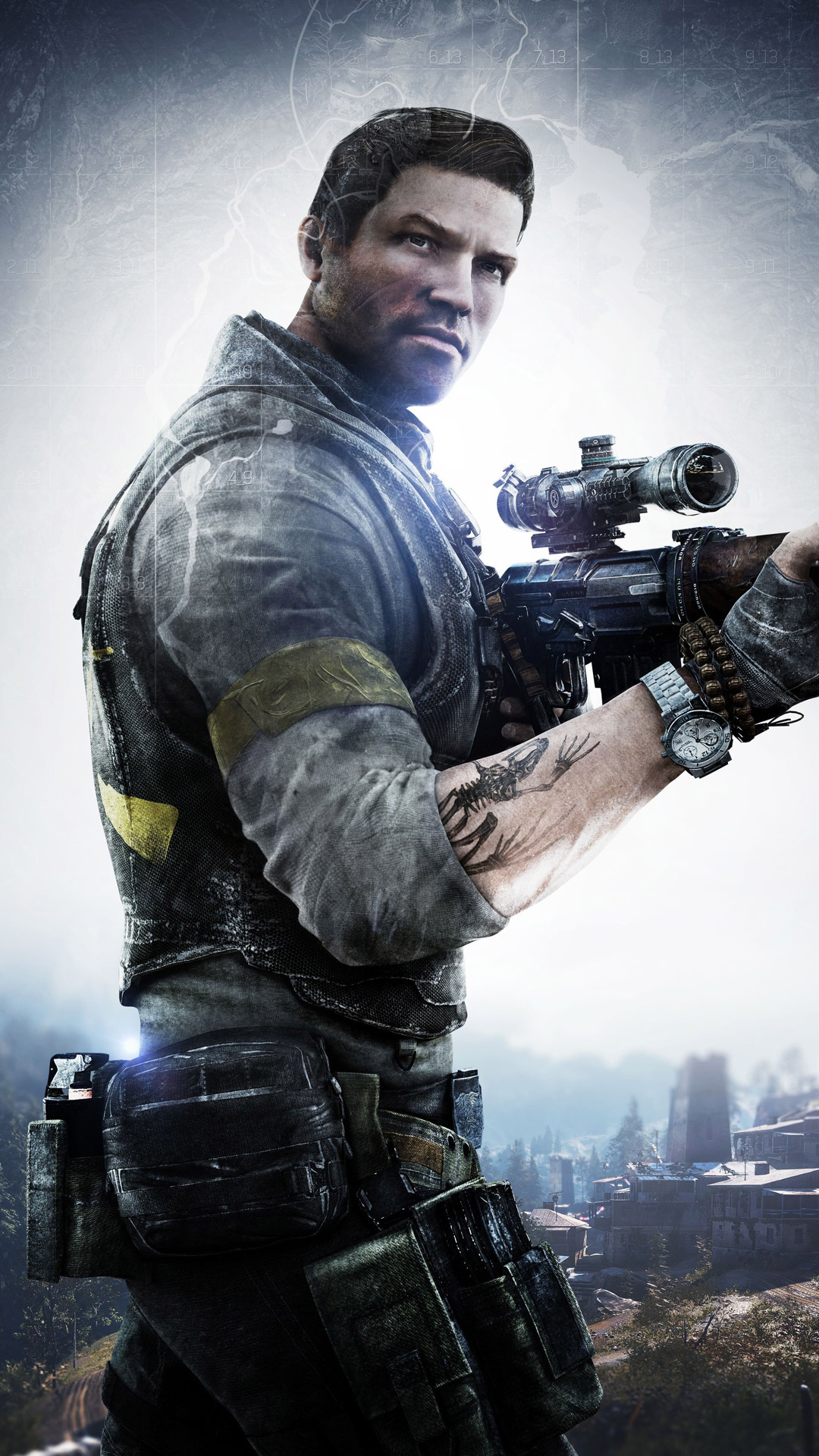 Sniper 3 Ghost Warrior 2016 Game Sniper Ghost Warrior 3 Outfit