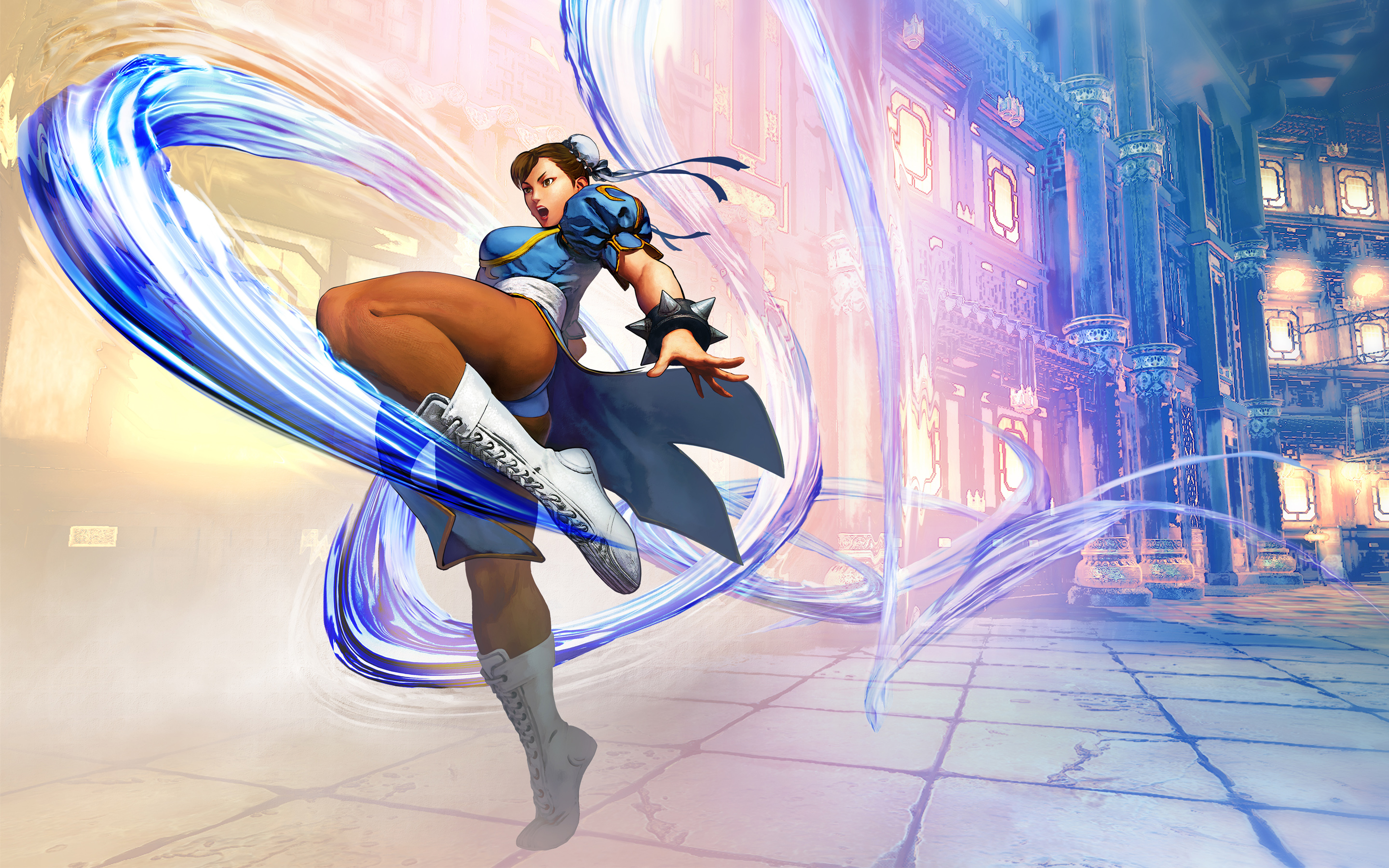 Chun Li Street Fighter V Street Fighter 5 546924 Hd